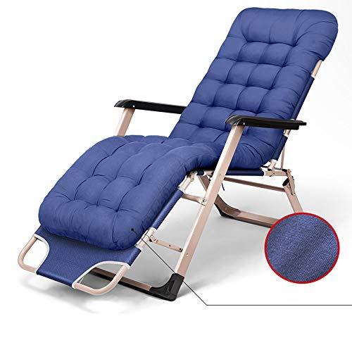Amazon.com : ZHIRONG Lounge Folding Chairs Office Lunch ...