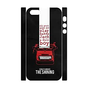 XOXOX Customized Cell phone Cases of The Shining Phone 3D Case For iPhone 5,5S [Pattern-6]