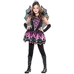 amscan Spider Fairy – Medium (8-10) Costume Party Attire