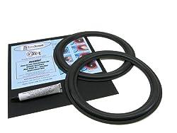 Acoustic Research Speaker Foam Edge Repair Kit, Ar 3, 3a, 9, 11, Lst, Fsk-11ar
