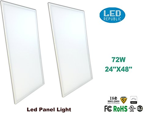 Led 2X2 Ceiling Light Panel - 6