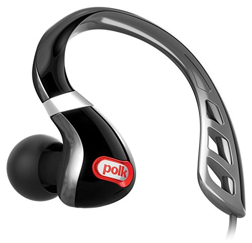 Polk Audio UltraFit 3000 Headphones - Black (ULTRAFIT 3000BLK)