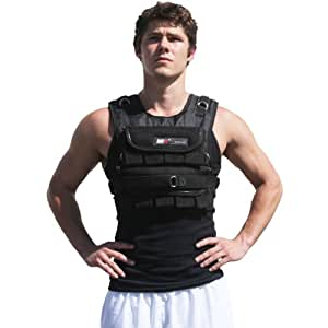 MIR 50LBS Short Adjustable Weighted Vest