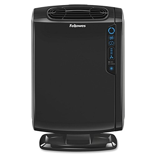 Fellowes AeraMax 190 Air Purifier, 120V, Black [Non - Retail Packaged]