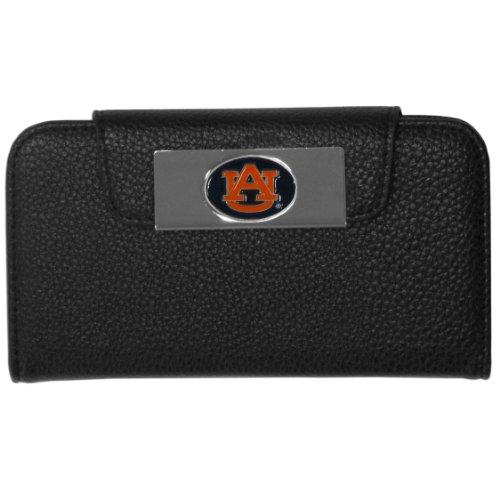 Siskiyou NCAA Auburn Tigers Samsung Galaxy S4 Wallet Case (Samsung S4 Auburn Case)