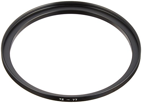 Marumi 72mm to 77mm Lens Step Up Filter Ring Stepping Adapter Metal 72 77 Made in Japan