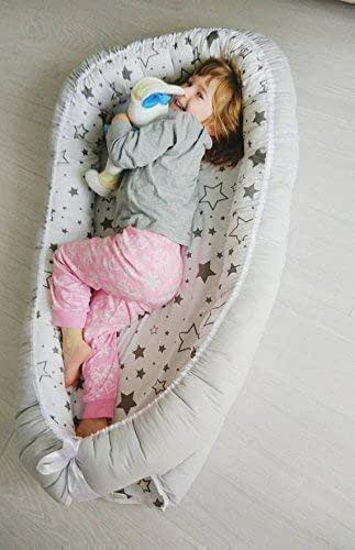 Amazon Com Baby Cocoon Toddler Nest Bed Toddler Nest Co