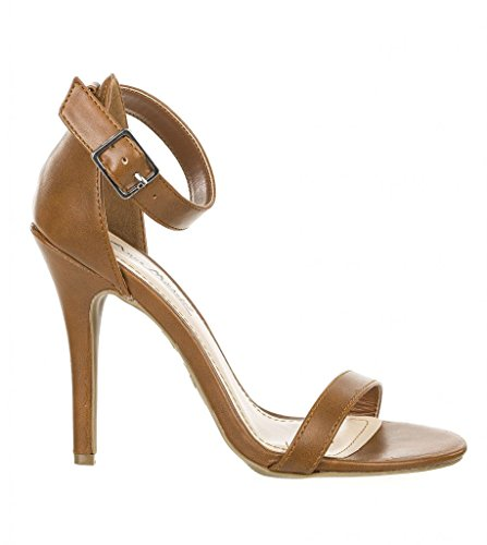 Womens Shoes Anne Michelle Chestnut Enzo Michelle 01N Anne Pumps qBfTwxvx