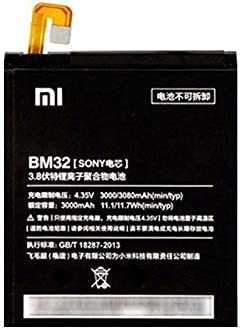 Batería de Repuesto para Xiaomi Mi4 BM32 de Capacidad Original con Herramientas gratuitas
