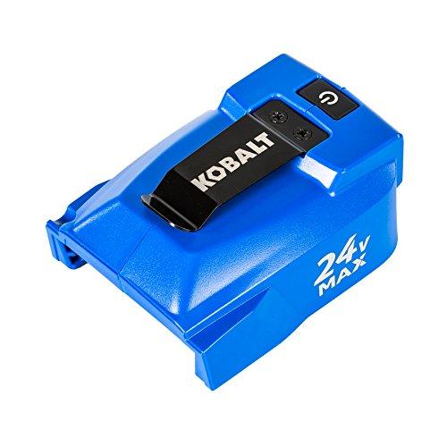 Kobalt 24-Volt Max Power Source Adapter