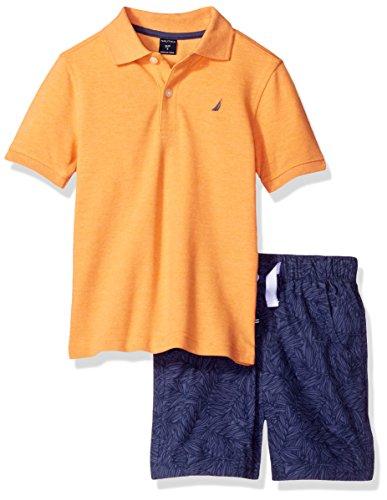 Nautica Boys Pattern Short Piece