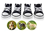 abcGoodefg® Pet Dog Puppy Canvas Sport Shoes Sneaker Boots, Outdoor Nonslip Causal Shoes