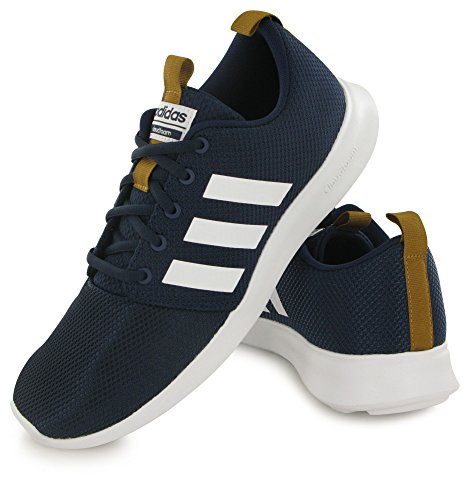 adidas Neo Cf Swift Racer bleu, baskets mode homme