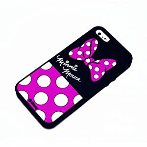 disney iphone 5 cases disney silicone iphone 5 minnie mouse 13996