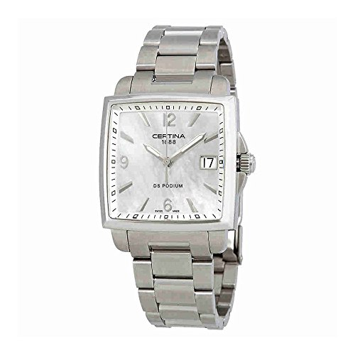 Certina Ladies Watches DS Podium Lady Square C001.310.11.117.00 - 2