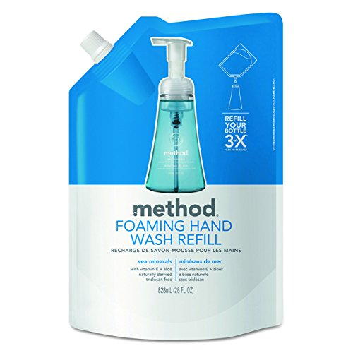 Method Naturally Derived Foaming Minerals product image