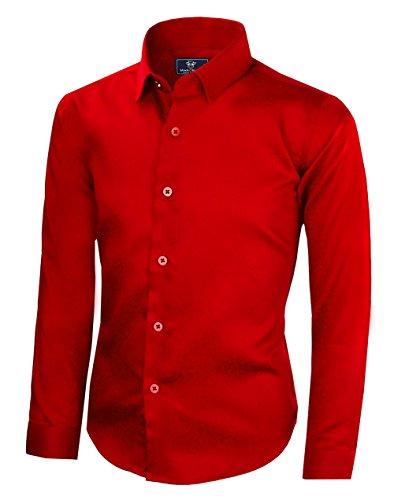 Boys Red Dress - 3