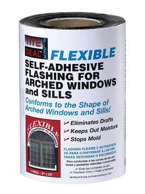 Cofair TSF925 Tite Seal Flex Window Tape 9'' x 25' by Cofair