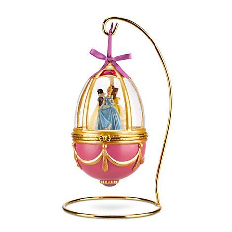Disney Princess Musical & Movement Ornament with -