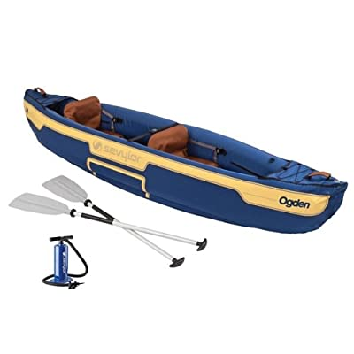 2000014328 Coleman Ogden(TM) 2-Person Canoe Combo by The Coleman Company, Inc.
