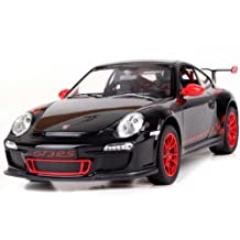 Radio Remote Control Car 1/14 Scale Porsche 911 GT3 RS RC RTR Black (japan import)