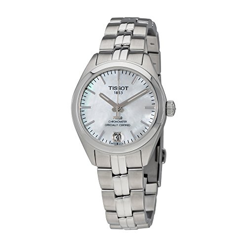 Tissot PR 100 Automatic Ladies Watch T101.208.11.111.00