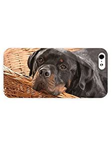 3d Full Wrap Case for iPhone 5/5s Animal Cute Puppy70