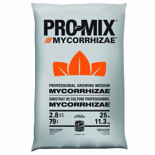 Premier B10281RG Pro Mix Loose with Mycorrhizae, 2.8 Cubic Feet