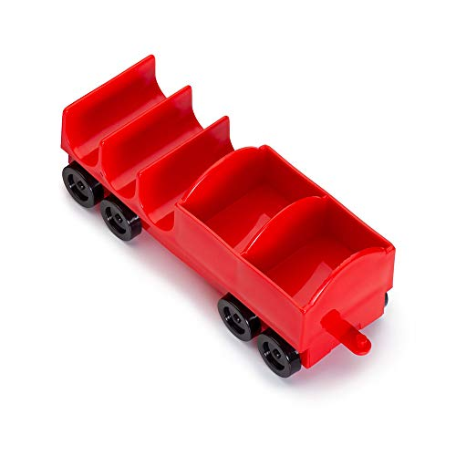 Taco Train Taco Party Holder Stand - Holds 5 Tacos and Salsa - The Ultimate Gift for Kids and Adults for Fun Taco Tuesdays - Perfect for Taco Twosday Kids Birthday Party - By Fyve Global by Fyve Global (Image #8)