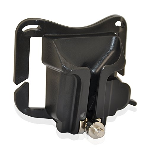 DSLR Camera Hanger Belt Clip Holster Holder Fast Loading Rig, IMZ Hard Plastic Waist Belt Buckle Button for Nikon Canon Sony Pentax Fujifilm Olympus Panasonic