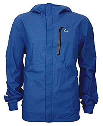 Paradox Men S Waterproof Breathable Rain Jacket At Amazon