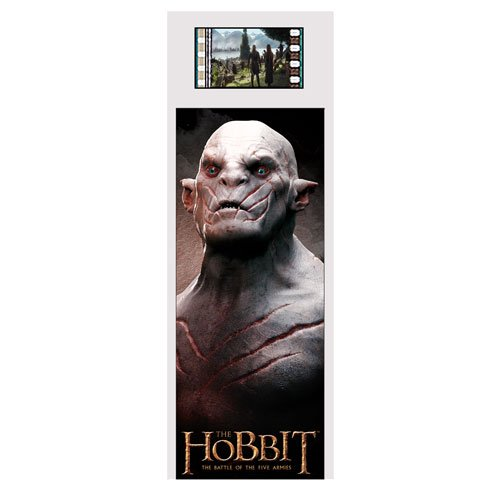 The Hobbit The Battle of the Five Armies Azog Bookmark