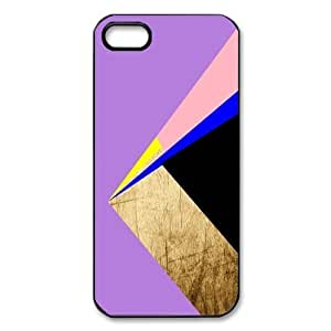 Custom Your Own Personalised Geometric Pattern Iphone 5 Best Durable Hard Cover Case