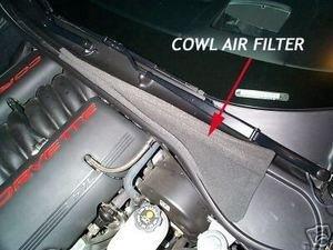 Corvette Cowl - 7