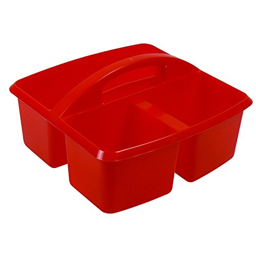 Romanoff Small Utility Caddy, Red (Caddy Red)
