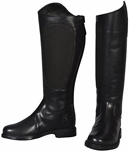 - TuffRider Plus Rider Dress Boot- Regular-Short Black 7 LD