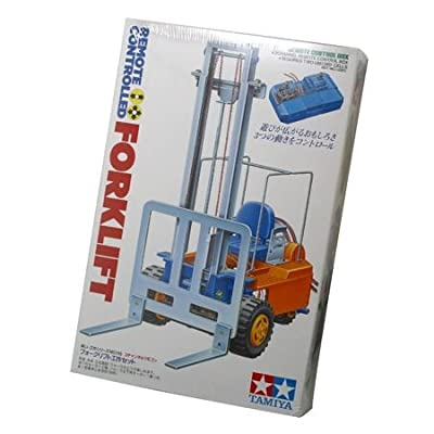 Tamiya America, Inc Remote Controlled Forklift, TAM70115: Toys & Games