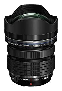 Olympus M.Zuiko Digital ED 7-14mm f/2.8 PRO Lens for Micro Four Thirds Cameras