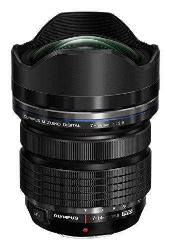 Olympus M.Zuiko Digital ED 7-14mm f/2.8 PRO Lens for Micro Four Thirds Cameras by Olympus