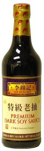 Lee Kum Kee Premium Dark Soy Sauce - 16.9 fl. oz.