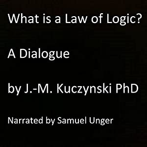 What Is a Law of Logic? Audiobook