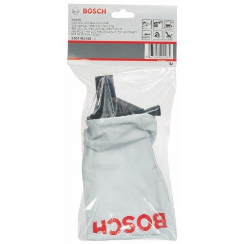 Bosch 1605411028 Dust Bag for Random Orbit, Orbital Sanders and Universal Router