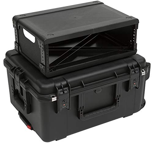 SKB 3U iSeries Injection Molded Fly Rack-13'' Mixer Accessory (3i-2217M103U)