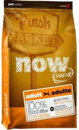 Petcurean Now Fresh Adult Dog Food 12 lb