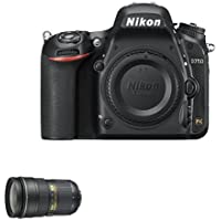 Nikon D750 FX-Format DSLR Camera with 24-70mm Lens