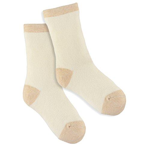 GoBabyGreen Unisex Organic Cotton Baby Socks