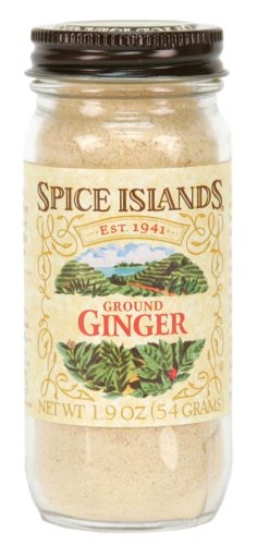 Spice Islands Ginger, Ground, 1.9-Ounce (Pack of 3) by Spice Islands