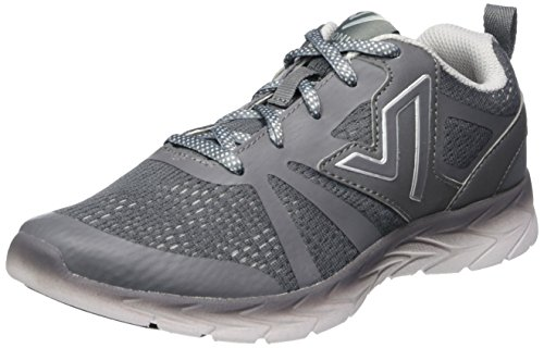 Vionic WoMen Miles Fitness Shoes Grey (Grey)