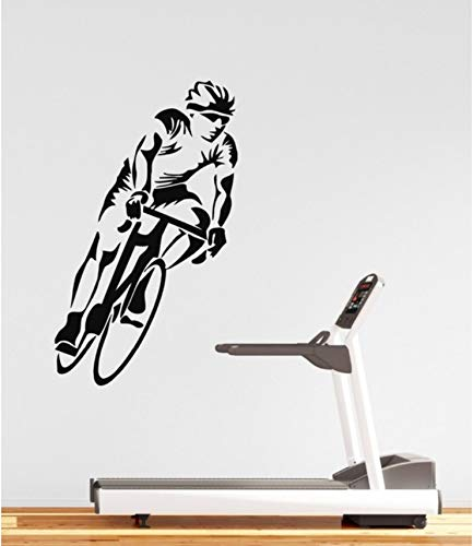 wuyyii Wall Stickers Vinyl Decal Sport Bike Race Cycling 56X88Cm for $<!--$29.95-->