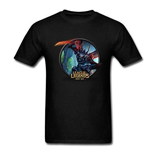 Reder Men's KhaZix T-Shirt S Black